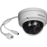 TRENDnet TV-IP317PI 5 Megapixel Network Camera - Color - 98.43 ft Night Vision - H.265, H.265+, H.264+, H.264, Motion (TV-IP317PI)