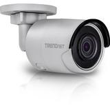 TRENDnet TV-IP318PI 8 Megapixel Network Camera - Color - 98.43 ft Night Vision - H.264, H.264+, H.265, H.265+, Motion (TV-IP318PI)