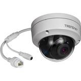 TRENDnet TV-IP319PI 8 Megapixel Network Camera - Color - 98.43 ft Night Vision - H.265, H.265+, H.264+, H.264, Motion (TV-IP319PI)