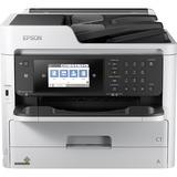 Epson WorkForce Pro WF-C5790 Inkjet Multifunction Printer - Color - Plain Paper Print - Desktop - Copier/Fax/Printer/ (C11CG02201)