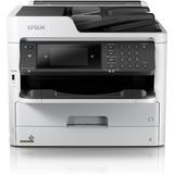 Epson WorkForce Pro WF-C5710 Inkjet Multifunction Printer - Color - Plain Paper Print - Desktop - Copier/Fax/Printer/ (C11CG03201)