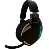 ROG Strix Fusion 500 Headset - Stereo - Gray - USB - Wired - 32 Ohm - 20 Hz - 40 kHz - Over-the-head - Binaural - Cir (ROG STRIX FUSION 500)