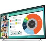 HP LD5512 55in WLED LCD Monitor - 16:9 - 8 ms GTG - 3840 x 2160 - 350 cd/m² - 1,200:1 - 4K UHD - Speakers - HDMI (2YD85A8#ABA)