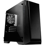 Antec Performance P6 Computer Case - Steel, Plastic, Tempered Glass - 6 x Bay - 1 x 4.72IN x Fan(s) Installed - 0 - M (P6)