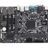 Gigabyte Ultra Durable H310M S2P Desktop Motherboard - Intel Chipset - Socket H4 LGA-1151 - Micro ATX - 1 x Processor (H310M S2P)