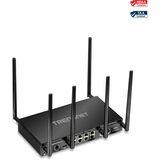 TRENDnet TEW-829DRU IEEE 802.11ac Ethernet Wireless Router - 2.40 GHz ISM Band - 5 GHz UNII Band - 3000 Mbit/s Wirele (TEW-829DRU)