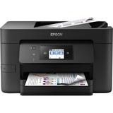Epson WorkForce Pro WF-4720 Inkjet Multifunction Printer - Color - Plain Paper Print - Desktop - Copier/Fax/Printer/S (C11CF74201-BE)