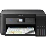Epson Expression ET-2750 Inkjet Multifunction Printer - Color - Plain Paper Print - Desktop - Copier/Printer/Scanner (C11CG22201-BE)