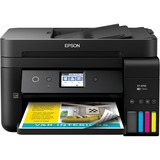Epson WorkForce ET-4750 Inkjet Multifunction Printer - Color - Plain Paper Print - Desktop - Copier/Fax/Printer/Scann (450VBESN00S0MAB12)