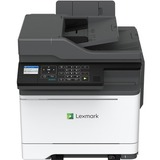 Lexmark MC2325adw Laser Multifunction Printer - Color - Plain Paper Print - Desktop - Copier/Fax/Printer/Scanner - 25 (42CC410)