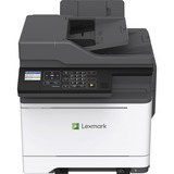 Lexmark MC2425adw Laser Multifunction Printer - Color - Plain Paper Print - Desktop - Copier/Fax/Printer/Scanner - 25 (42CC430)