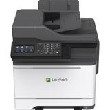Lexmark MC2535adwe Laser Multifunction Printer - Color - Plain Paper Print - Desktop - Copier/Fax/Printer/Scanner - 3 (42CC460)