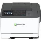 Lexmark CS622de Laser Printer - Color - 2400 x 600 dpi Print - Plain Paper Print - Desktop - 40 ppm Mono / 40 ppm Col (42C0080)