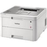 Brother HL-L3210CW Laser Printer - Color - 600 x 2400 dpi Print - Plain Paper Print - Desktop - 19 ppm Mono / 19 ppm (HLL3210CW)