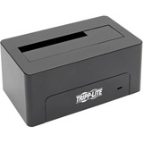 Tripp Lite U439-001-CG2 Drive Dock External - Black - 1 x HDD Supported - 1 x SSD Supported - 1 x Total Bay - 1 x 2.5 (U7HJ7E)