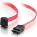 C2G 180° To  90° Serial ATA Cable