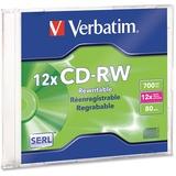 Verbatim Branded Surface 700MB 12X CD-RW