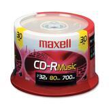 Maxell 32x CD-R Digital Audio Media