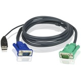 Aten USB KVM Cable - 16ft