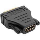 Tripp Lite HDMI to DVI-D Cable Adapter Converter F/M - (HDMI-F to DVI-D-M) (P130-000)
