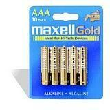 Maxell LR03 10BP  AAA-Size Battery Pack