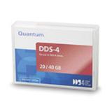 Quantum DDS-4 Tape Cartridge - DAT DDS-4 - 20GB (Native) / 40GB (Compressed)