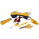 Fluke Networks Electrical Contractor Telecom Kit I (with TS30 test set)