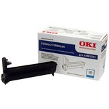 Oki Cyan Image Drum For C5500n and C5800Ldn Printers | SDC-Photo
