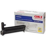 Oki Yellow Image Drum Kit For C6100 Series Printers | SDC-Photo