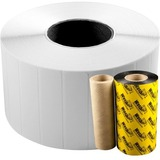 Wasp WPL205 & WPL305 Barcode Label