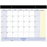 At-A-Glance QuickNotes Monthly Desk Pad