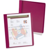 Esselte 5354050X, Extra-Wide Clear Front Report Covers, ESS5354050X