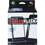 Read Right Alcohol-free LCD ScreenKleen Wipes