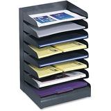 Safco Letter-Size Desk Tray Sorter