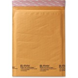 "Sealed Air Jiffylite Cellular Cushioned Mailer - Bubble - #7 (14.25"" x 20"") - Peel & Seal - Kraft - 50 / Carton - Kraft"