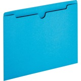 Sparco 26558, Reinforced Tabs Colored File Jackets, SPR26558