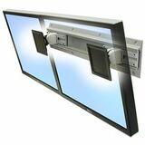 Ergotron Neo-Flex Dual Monitor Wall Mount - 25lb (28-514-800)