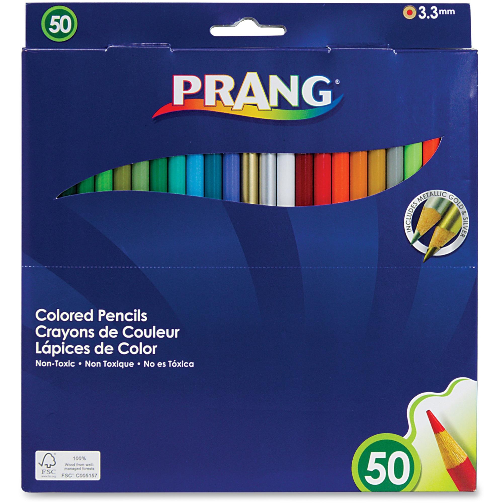 Dixon Colored Pencils