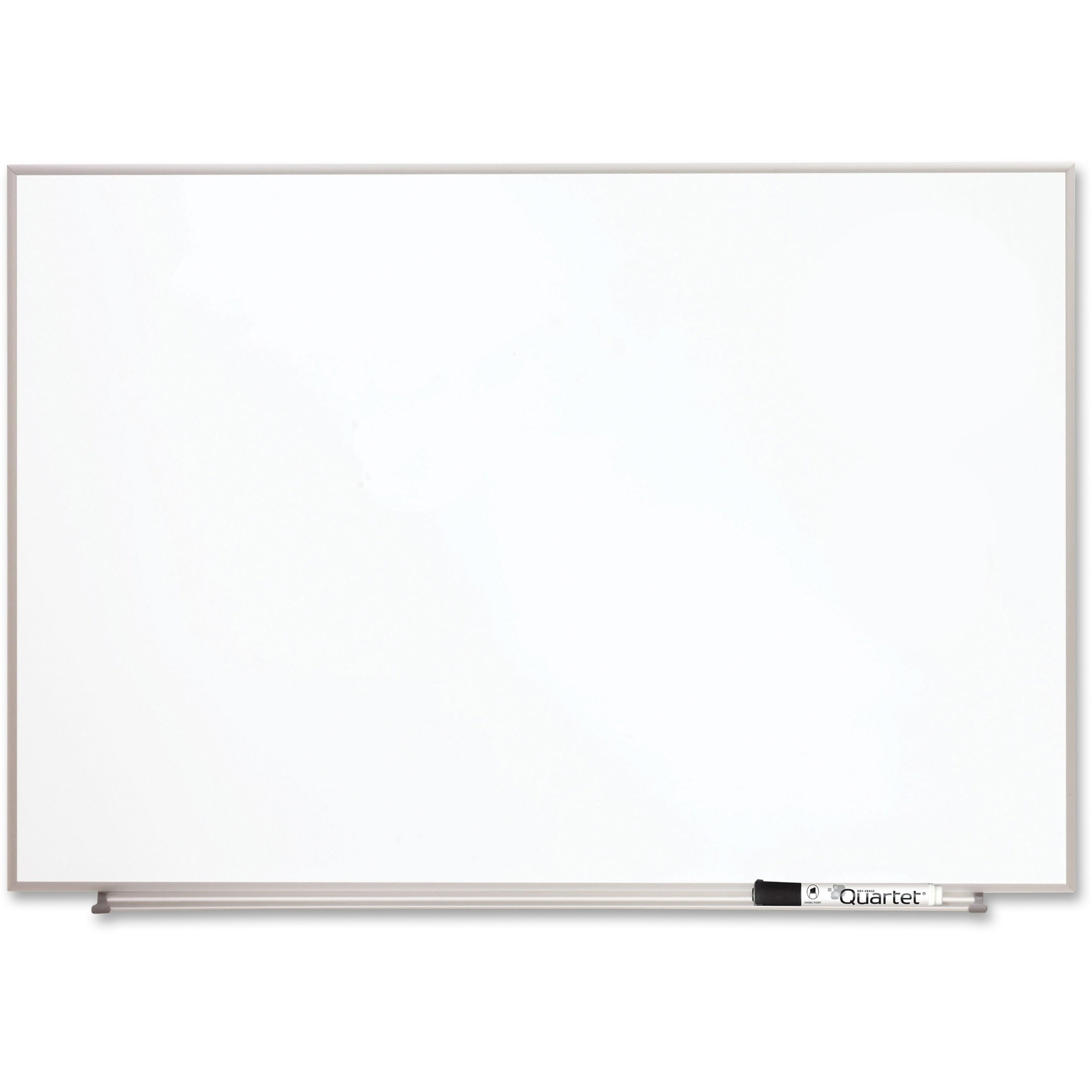 Acco Brands Corporation Quartet Matrix® Magnetic Modular Whiteboards, 34 X 23, Silver Aluminum Frame - 23 Height X 34 Width - White Natural Cork Surface - Silver Aluminum Frame - 1 Each