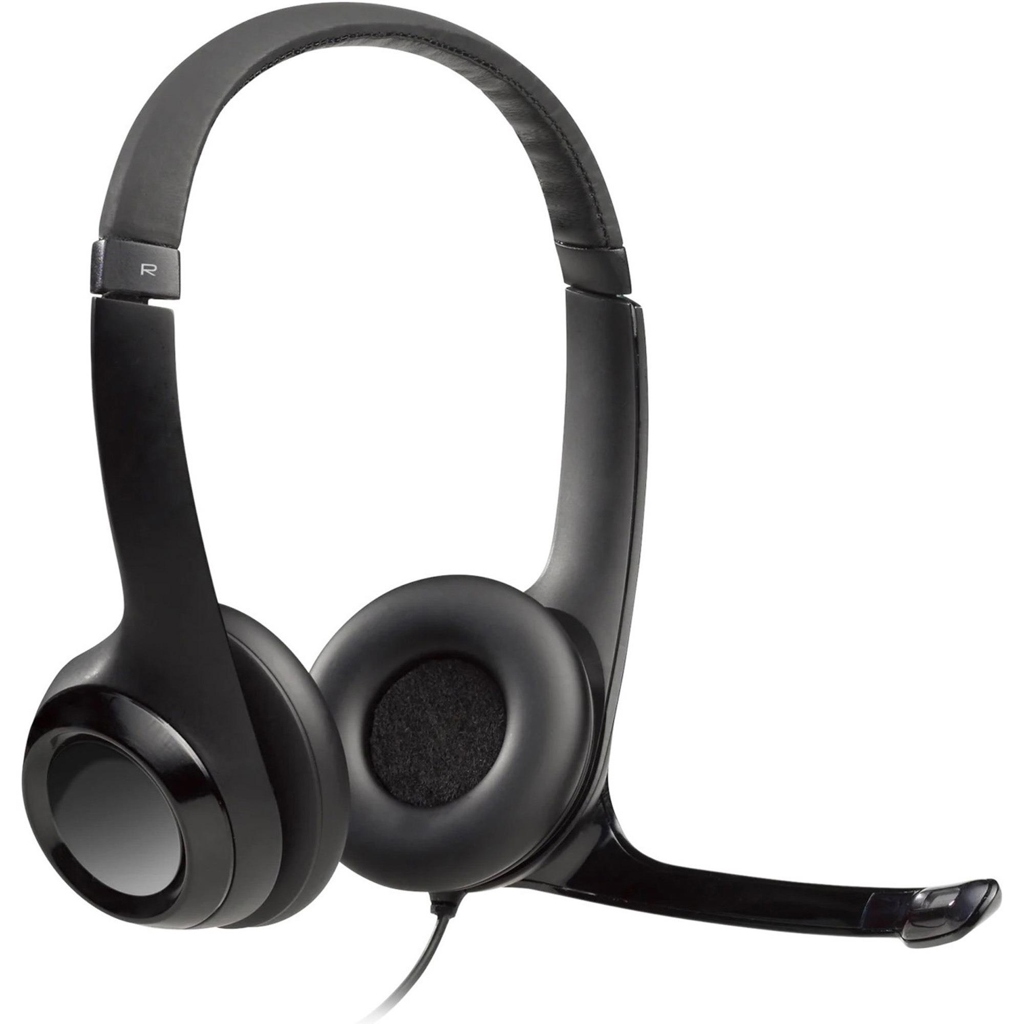 Logitech Padded H390 USB Headset_subImage_1