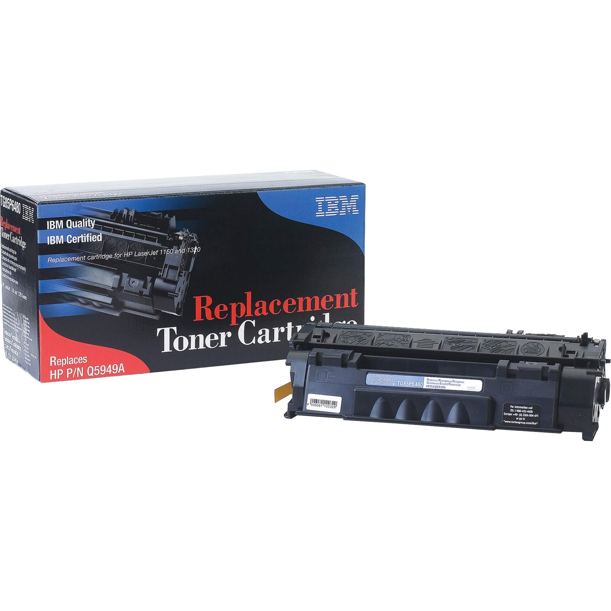 IBM TG85P7001/002 Toner Cartridges