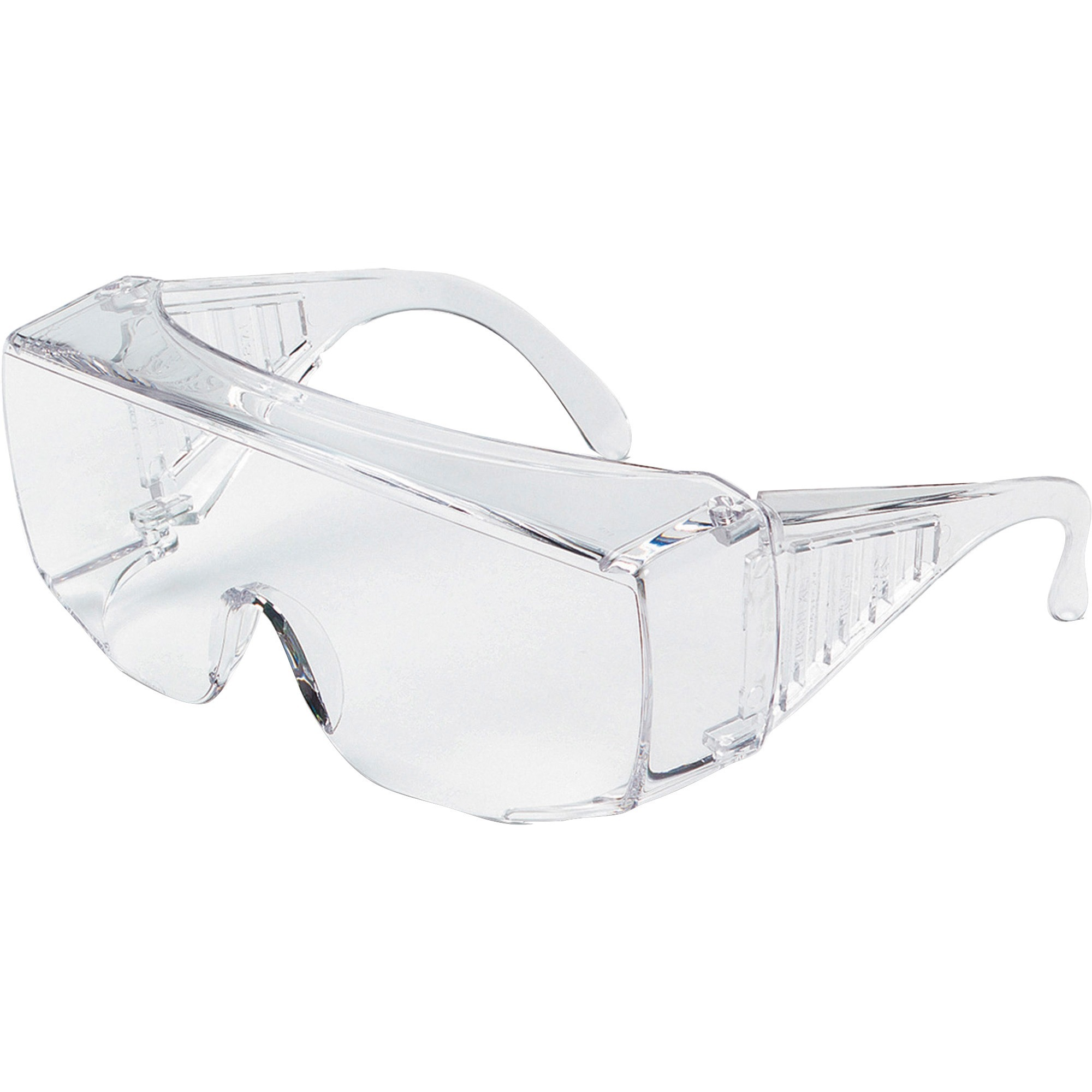 Mcr Safety 9800 Spec Yukon Clear Eyewear - Side Shield - Ultraviolet Protection - Polycarbonate - Clear - 1 Each