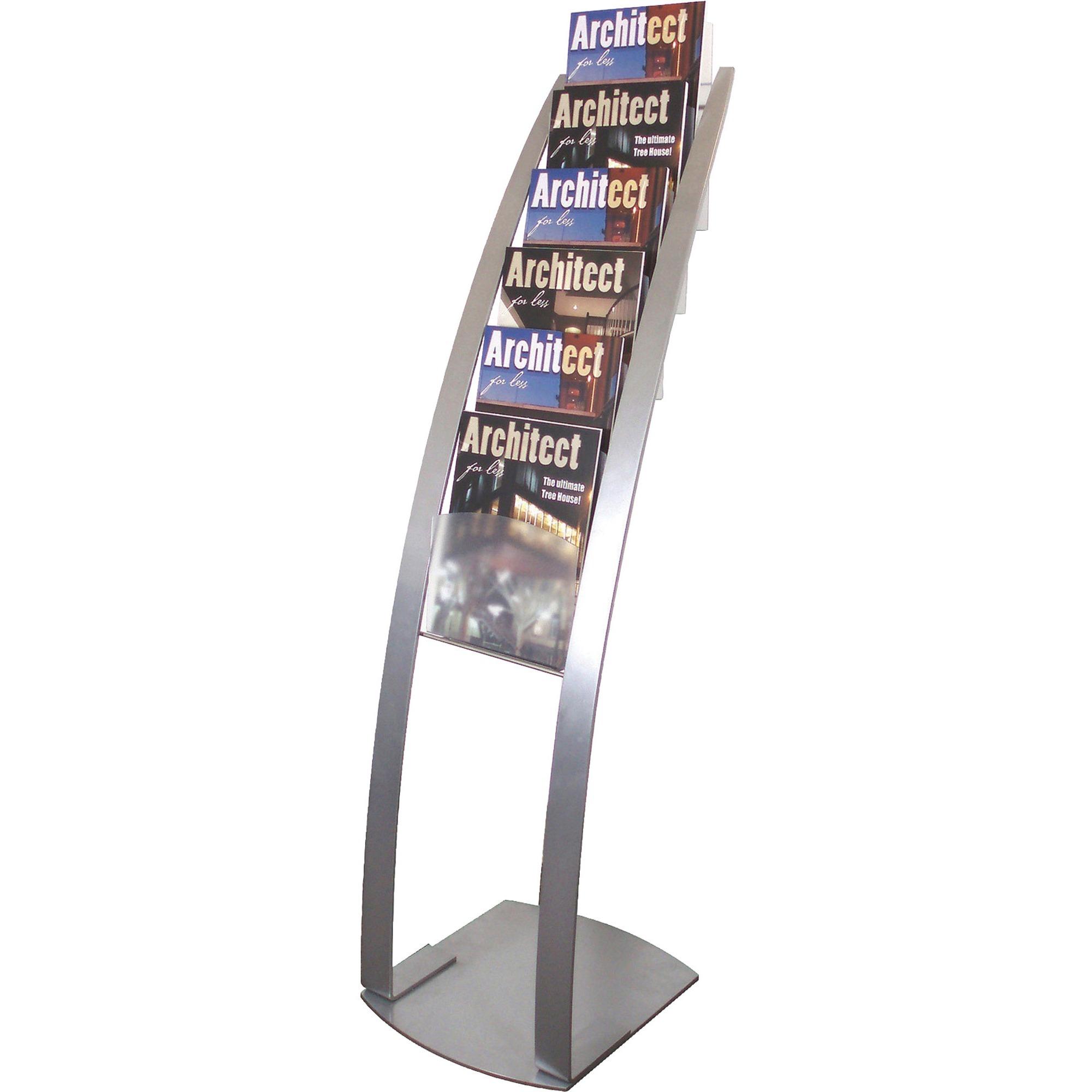 Deflecto Contemporary Floor Display