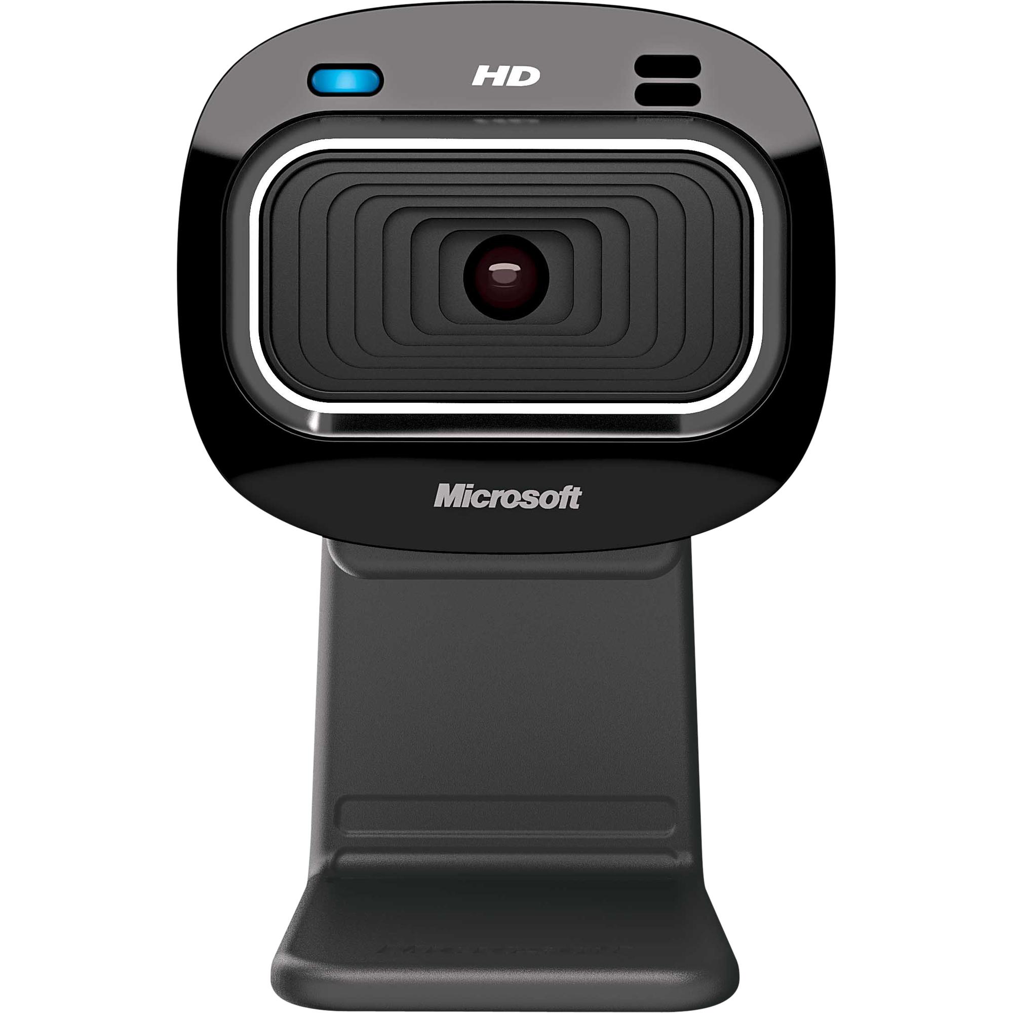 Microsoft LifeCam HD-3000 Webcam - 30 fps - USB 2.0_subImage_1