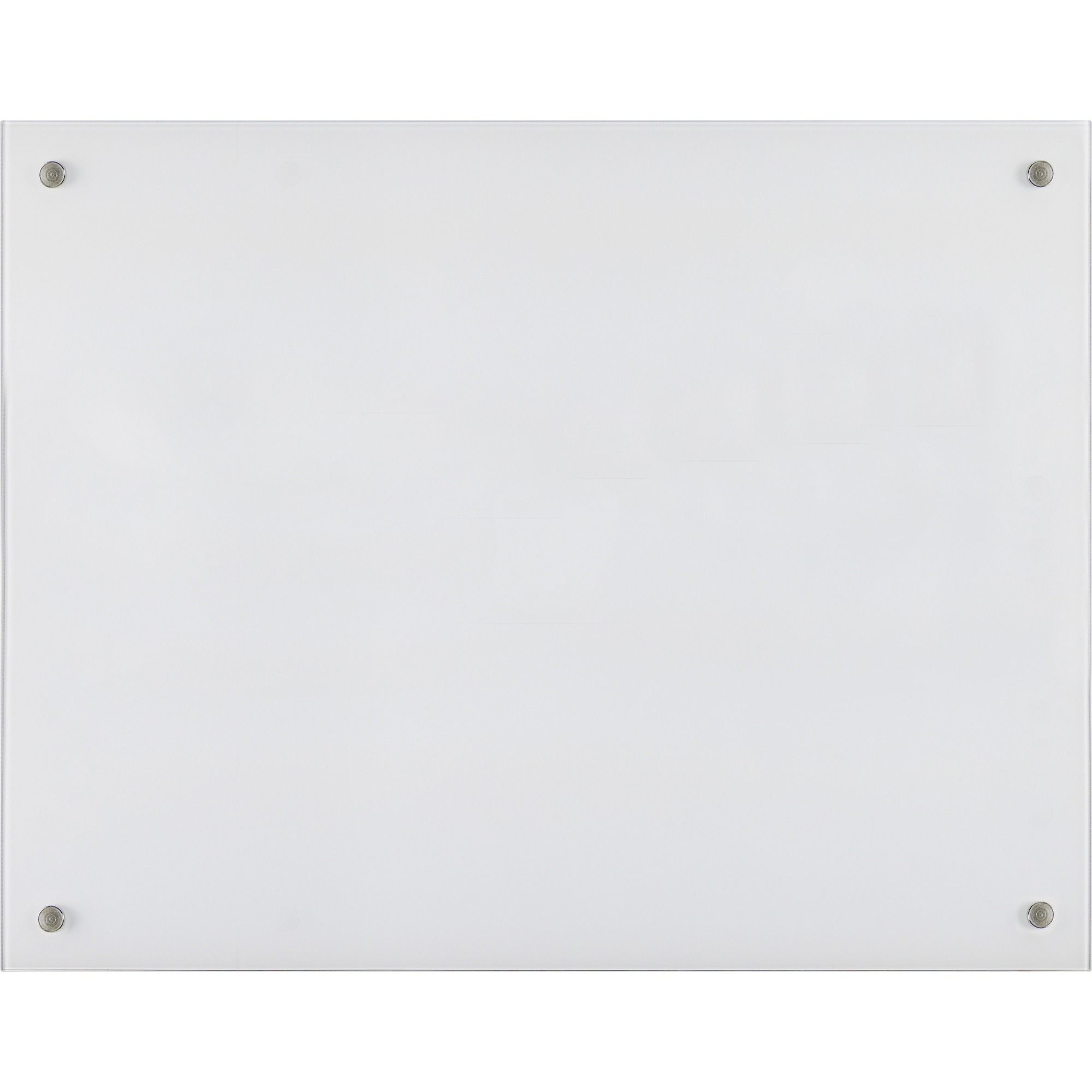 Lorell Dry-erase Glass Board - 48 (4 Ft) Width X 36 (3 Ft) Height - Frost Glass Surface - Rectangle - Mount - 1 Each