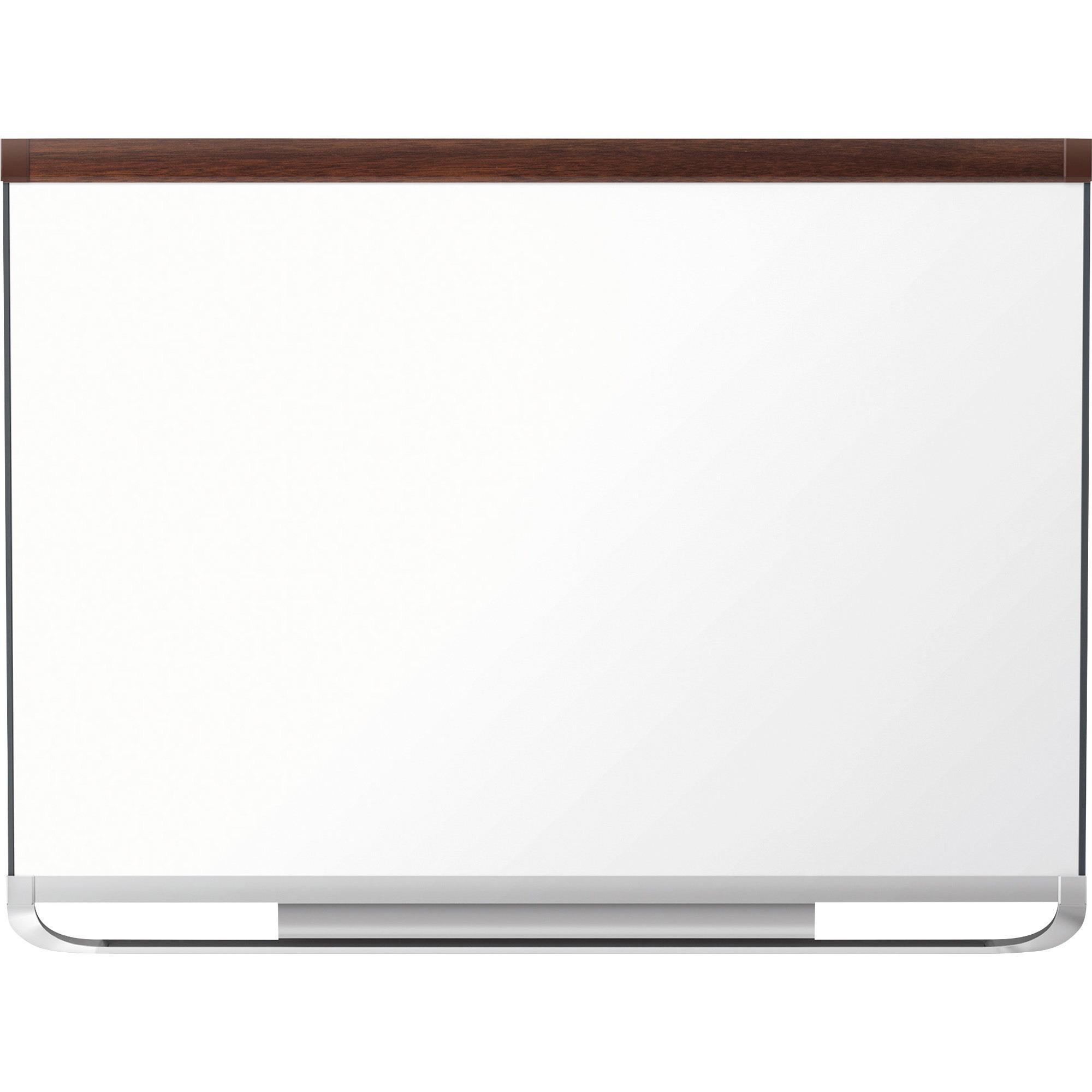 Quartet Prestige 2 Mahogany Frame Porcelain Board