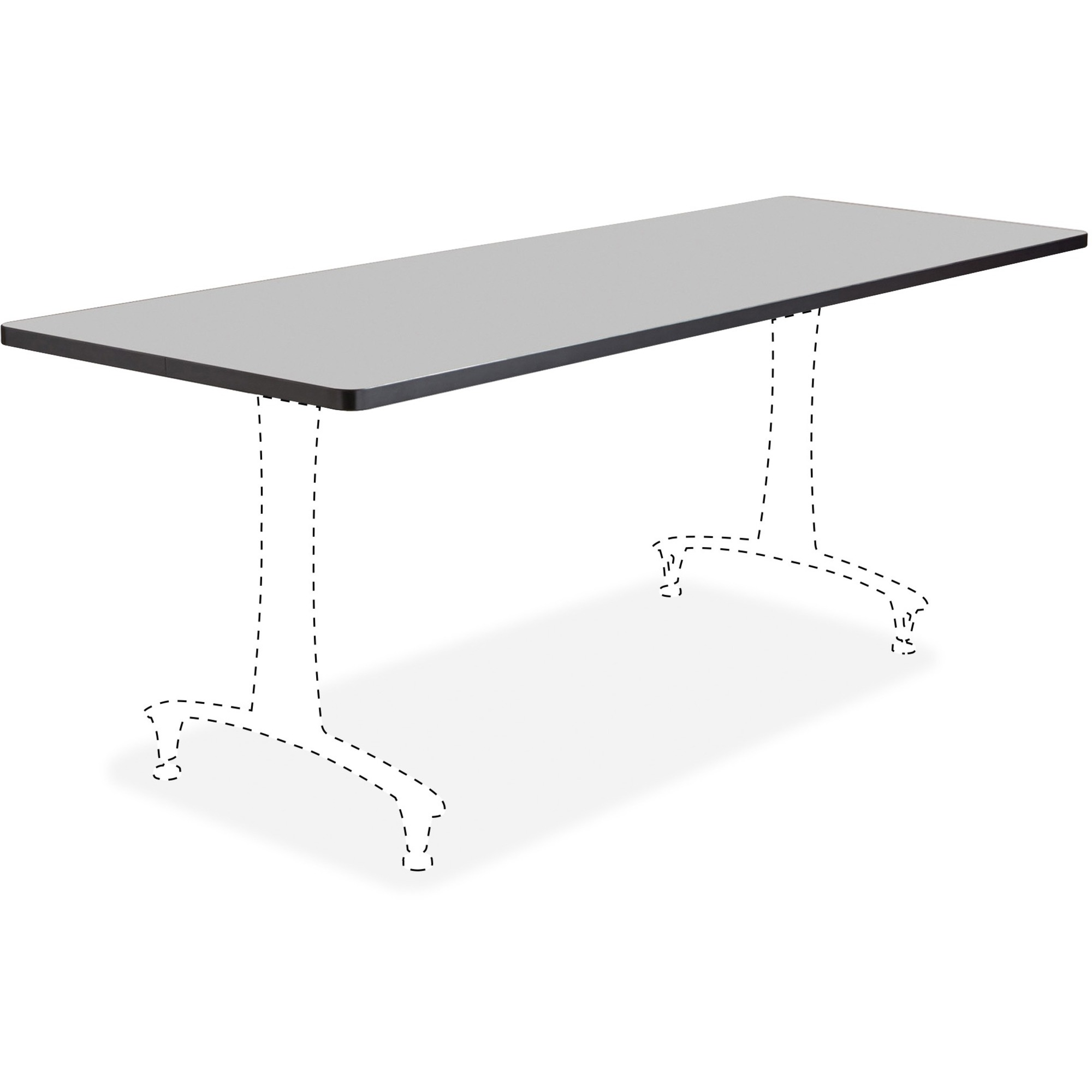 Safco Rumba Training Table Tabletop