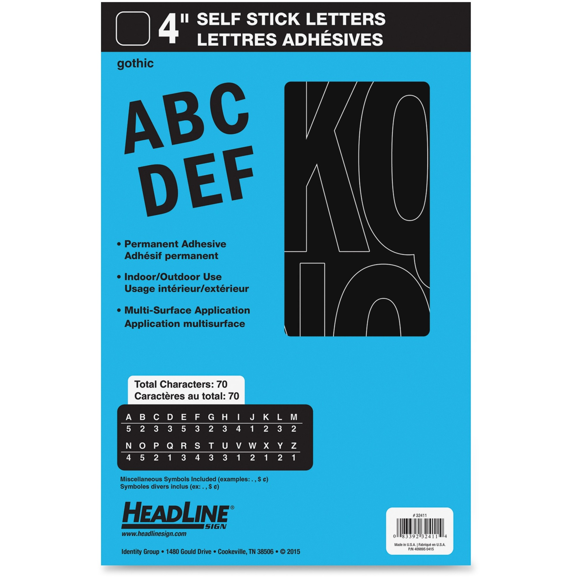 headline black vinyl stick on letters self adhesive water proof permanent adhesive 4 1016 mm length black vinyl 1 each