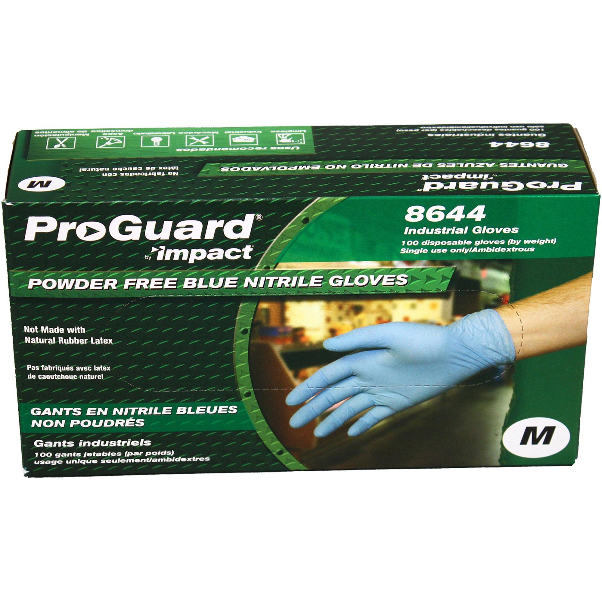 ProGuard PF Nitrile General Purpose Gloves