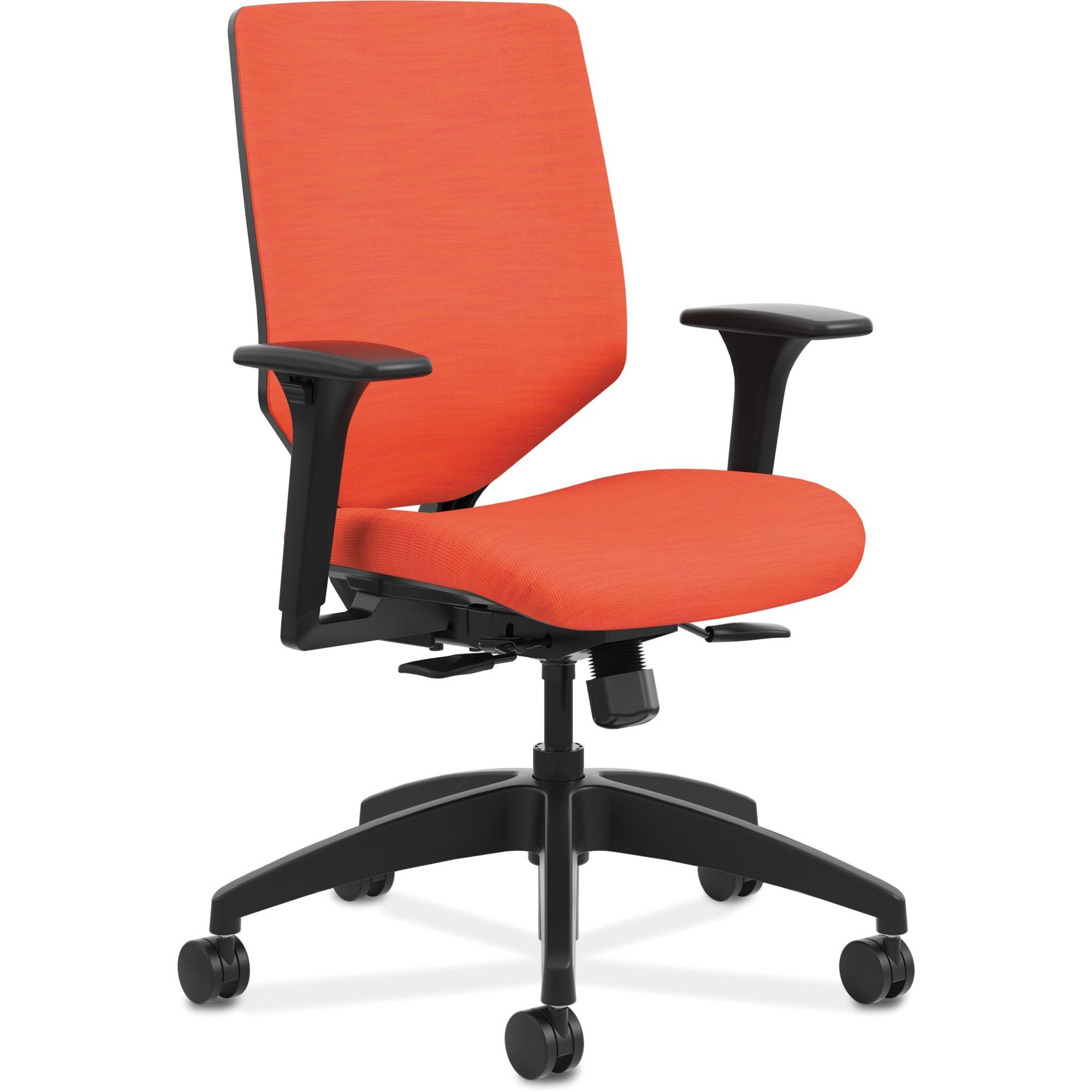 HON Solve Task Chair, Upholstered Back
